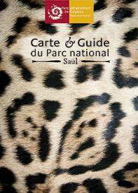 Carte & guide du Parc national - Saül