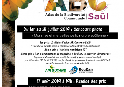 Concours Photo du 1er au 31 juillet