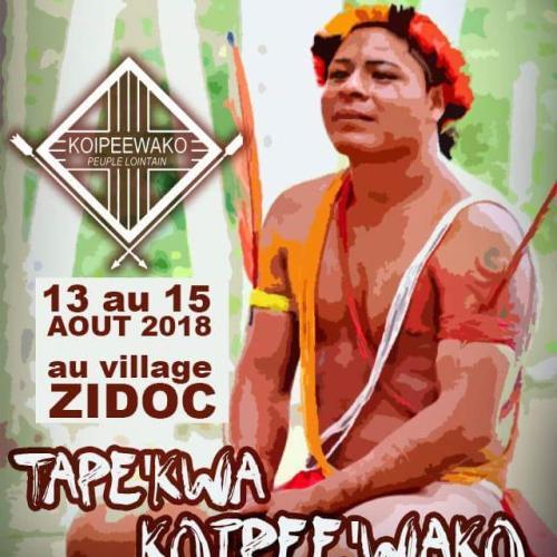 Les journées des peuples autochtones à Trois Sauts