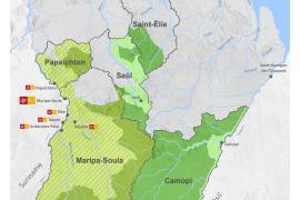 La délégation territoriale de Maroni