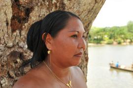 Sandra, Wayampi de Camopi
