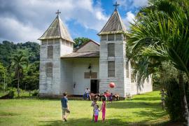 Eglise de Saül © Claudia Berthier / PAG