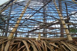 Construction du tukusipan